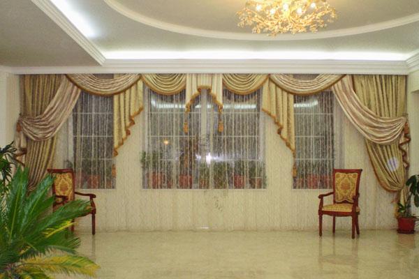 Текстильный интерьер